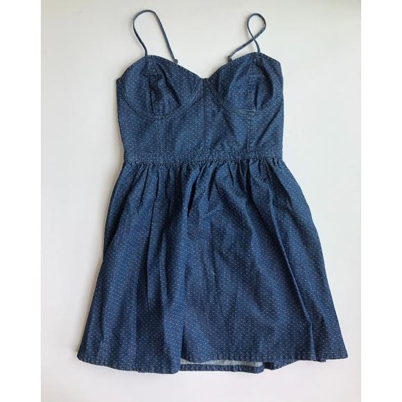 Free People Dresses & Skirts - Free People jeans dress